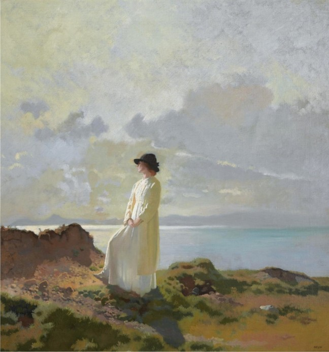 Orpen - In the Cliffs